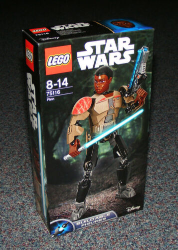 STAR WARS LEGO 75116 FINN BUILDABLE FIGURE BRAND NEW SEALED