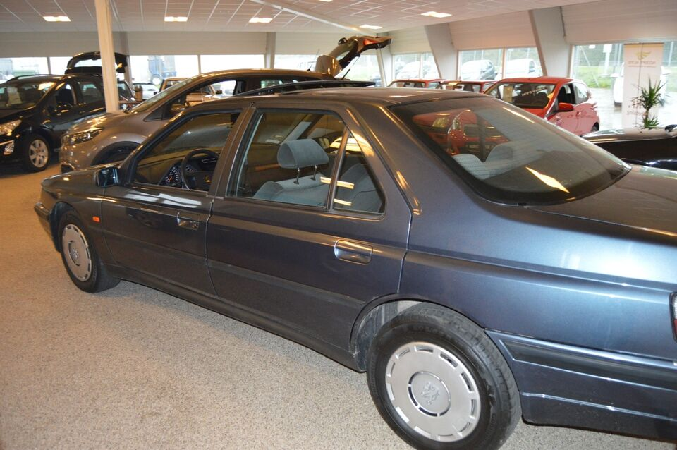 Peugeot 605 3,0 SR Benzin modelår 1994 km 99000 Koksmetal