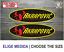Sticker-Vinilo-Decal-Vinyl-Aufkleber-Adesivi-Autocollant-Akrapovic-1A-Exhaust miniatura 1