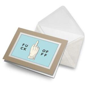 Greetings-Card-Biege-Rude-Hand-Gesture-Office-Joke-14571