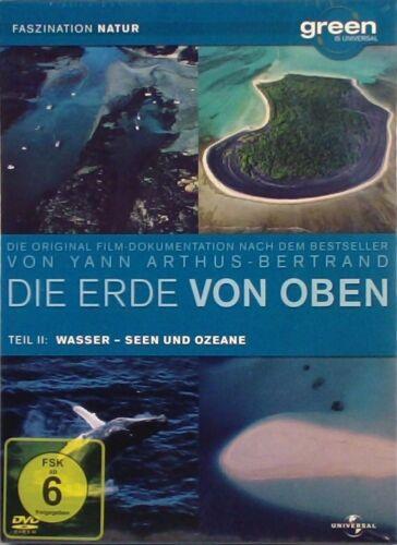1 von 1 - Die Erde von Oben - Wasser - Seen und Ozeane - DVD FSK 6 NEU in OVP