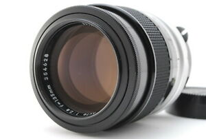 Near-MINT-Nikon-NIKKOR-Q-Auto-135mm-f-2-8-Non-Ai-Portrait-MF-Lens-from-Japan