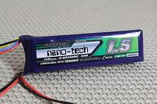 Turnigy Nano Tech 1500Mah LiFe Battery for Taranis Transmitter Futaba spektrum