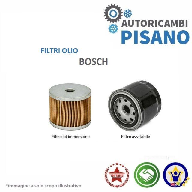 FILTRO OLIO MOTORE BOSCH F026407089