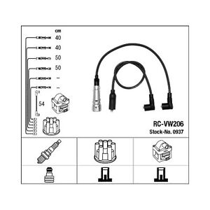 Cables-bujia-encendido-NGK0937-RC-VW206-Ignition-cable-kit-SEAT-IBIZA-II