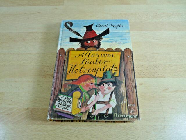 Otfried Preußler: Alles vom Räuber Hotzenplotz / Kinderbuch / Gebunden