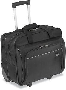 Image Is Loading Computer Roller Bag Laptop With Wheels Tls Mobile