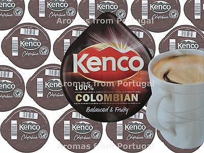 TASSIMO - KENCO COLOMBIAN Large Coffee - Balanced & Fruity - T-DISCS Capsules