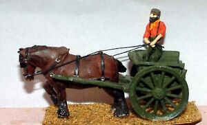 Tumbrel-Horse-Cart-G15-UNPAINTED-OO-Scale-Langley-Model-Kit-1-76-Horse-Drawn