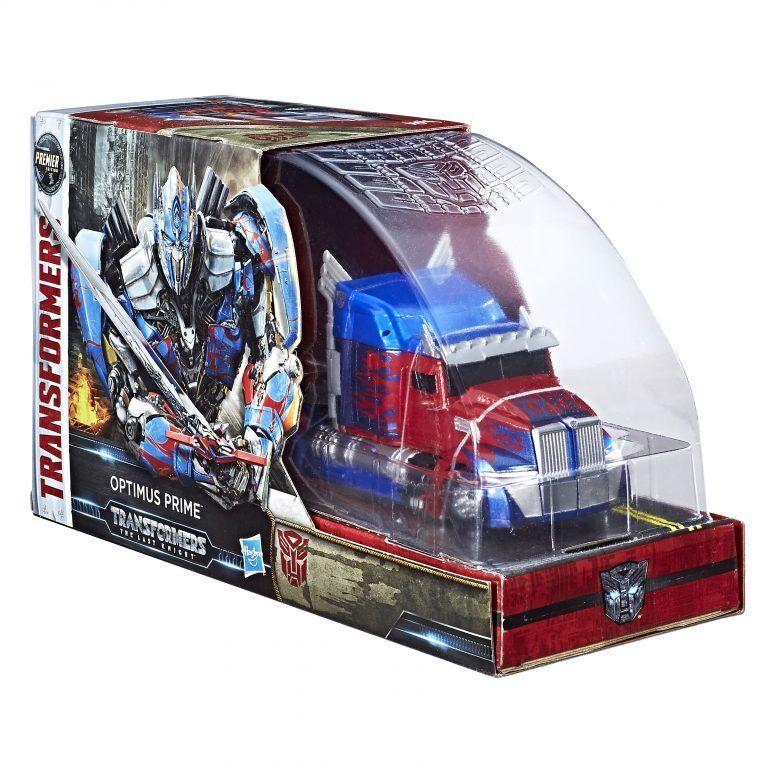 MV5 último Caballero 2017 San Diego comic-con Transformers Optimus Prime Voyager En Stock