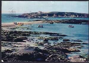 AK-Raguenes-en-Nevez-Partie-am-Strand-1979-La-Plage-et-les-iles-Frankreich