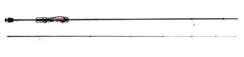 Abu Garcia Eradicator Eradicator Eradicator Realfinesse ERFS-67SULT-ST-TZ Rod Azing Mebaring Spinning 0855df