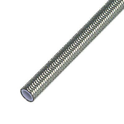 """APS 3AN 3//16/"""" Stainless Steel Braided PTFE Teflon Brake /& Clutch Hose Pipe"""