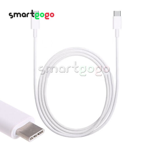 USB Type-C to USB-C 3.1 Charging Cable Male to Male Connector CableBSG