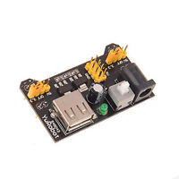 2Stk. MB102 Breadboard Power Supply Modul 3.3V/5V für Arduino Board
