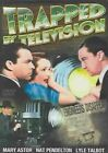 Trapped by Television 0089218448293 With Lyle Talbot DVD Region 1