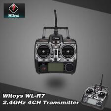 Wltoys WL-R7 2.4GHz 4CH Transmitter for Wltoys V911S V911 V912 Helicopter 39D2