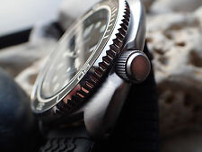 SEIKO NEW TURTLE CUSTOM BEZEL - THE.COIN.ONE - ST.STEEL  - POLISHED NTD-1-P