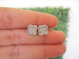 .26 Carat Diamond White Gold Earrings 14k sepvergara