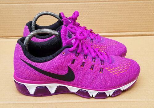 5 8 Once Worn Taglia ginnastica Viola Tailwind Nero Scarpe Nike Uk Max Suola Air Mint da PUCwUB