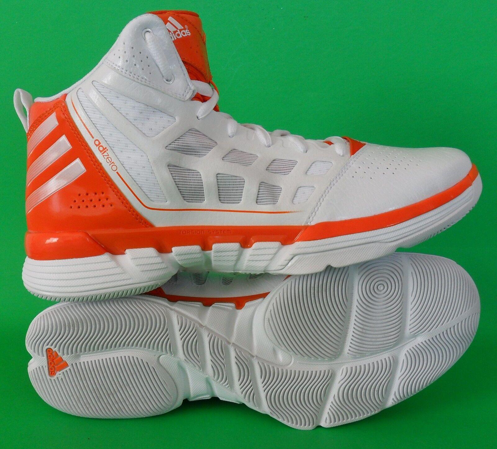 size 40 9d54e f4b67 RAREAdidas ADIZERO VOLUNTEER crazy pink light fast shoesSZ 11 ...