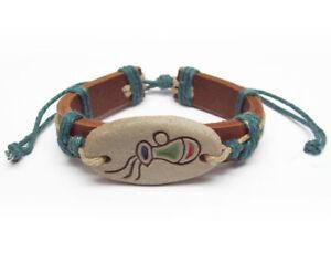 Bracelet signe du zodiaque homme