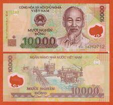 P119h  Vietnam / Viet Nam  10000  Dong   2014   UNC