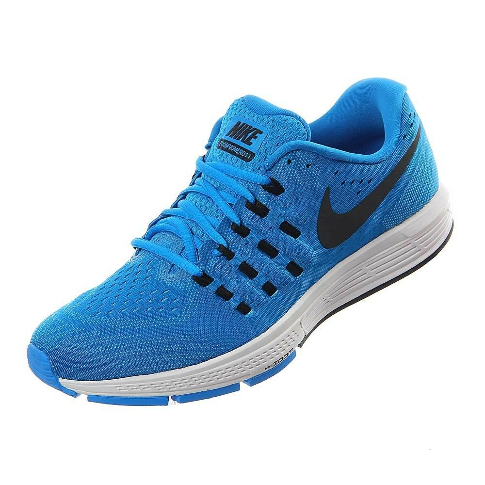 NIKE AIR ZOOM VOMERO 11 Running Trainers Gym Casual - () Photo Blue