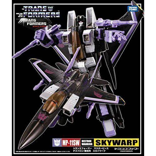 grandes precios de descuento Transformers Transformers Transformers Masterpiece de Takara MP-11SW Skywarp Figura De Japón  Ahorre 60% de descuento y envío rápido a todo el mundo.