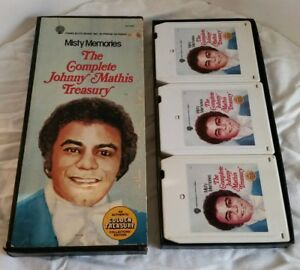 Johnny-Mathis-Complete-Collection-Classic-Oldies-Romance-Hollywood-8-track-tapes