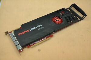 DELL-PCI-e-AMD-FirePro-V7900-2GB-GDDR5-RAM-4x-DisPlayport-Video-Card-DP-N-0CJ9FJ