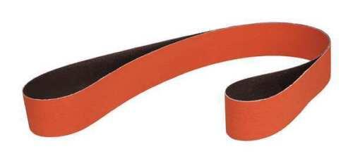 """2/"""" x 72/"""" Coated Cloth Belt 36 Grit 3M CUBITRON II 60440228207"""