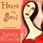 Heart and Soul Cards by Sylvia Browne (Miscellaneous print, 2002)