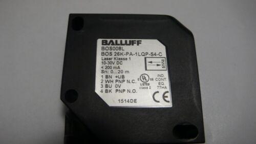 Balluff BOS008L BOS26K-PA-1LQP-S4-C