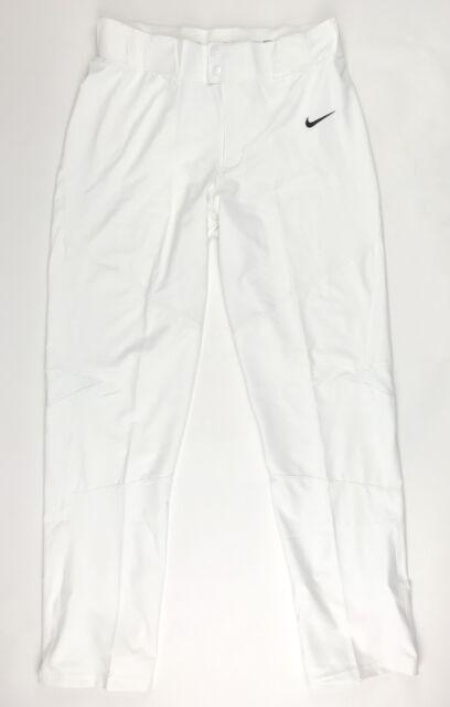 competitive price 6ce0f a1ad0 New Nike Men s Large Custom Vapor Elite White Baseball Softball Pant 747222