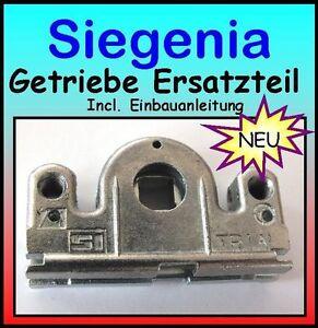 Siegenia Trial Ersatzteil Getriebe Schraubbar F Beschlag