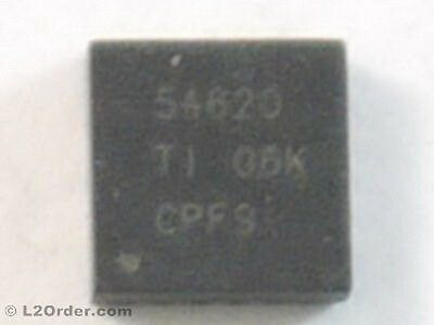1x NEW Power IC TPS54620 RGYR Chipset Part Mark 54620 QFN 14pin