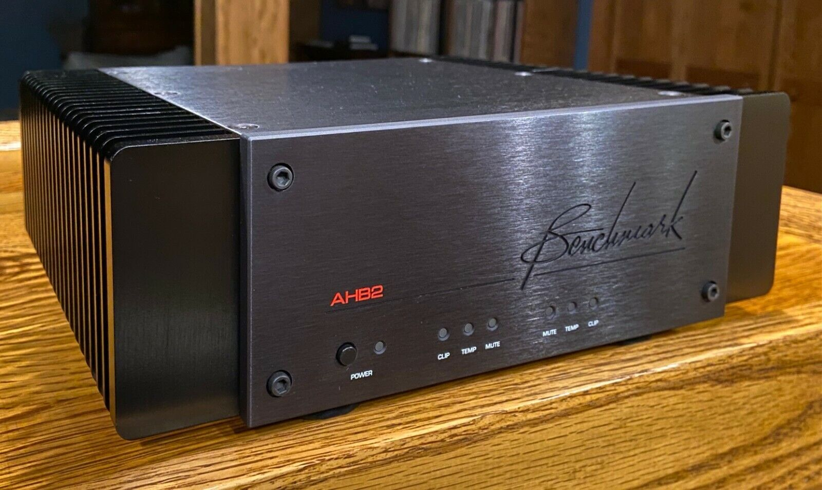 Benchmark AHB2 Power Amplifier. Buy it now for 2599.00