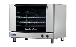 Moffat-E28M4-Turbofan-Electric-Convection-Oven-Full-Size-4-Pan-Manual
