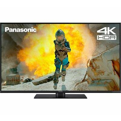 "PANASONIC TX-49FX555B 49"" Smart 4K Ultra HD HDR LED TV - Currys"