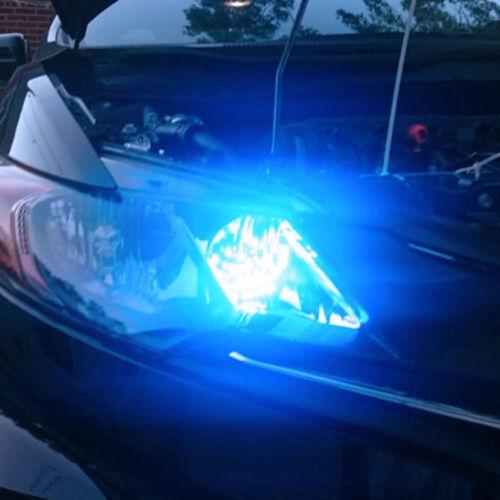 6Pc ICE Blue High Low Beam LED Headlight Fog Light Kit For Toyota Tundra 2007-13