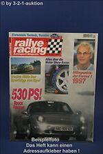 Rallye Racing 12/97 Vectra i500 Roock Porsche Honda NSX