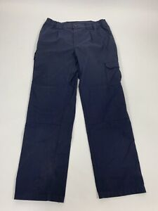 online retailer wholesale price popular style Details about Twinhill Ripstop Cargo Pants Navy Women's Size 36X33 XL