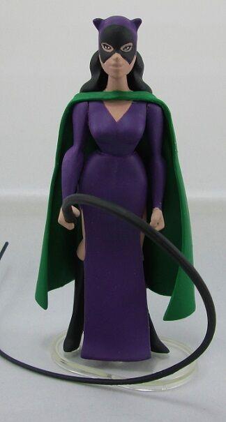JLU Custom Catwoman DC Comics