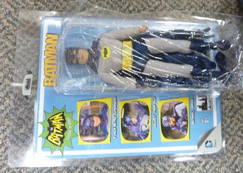 "Batman Classic TV Series 1 Batman//Robin//Riddler//Joker 8/"" Figures Toy Co full set"