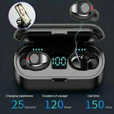 Auriculares Auriculares Auriculares Inalámbricos Bluetooth 5.0 TWS impermeable de cancelación de ruido