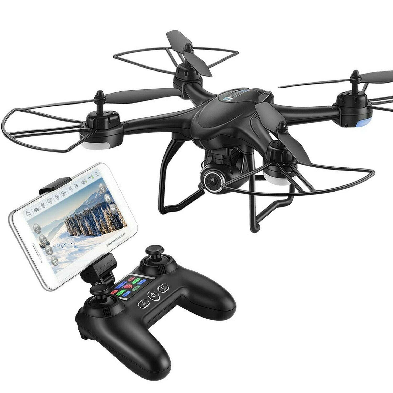 HOBBYTIGER H301S Ranger Drone with telecamera Live Video  e GPS Return Home ... nuovo  consegna rapida
