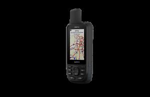 "Garmin GPSMAP 66st, Handheld Hiking GPS w  3"" color, TOPO Maps 010-01918-10"