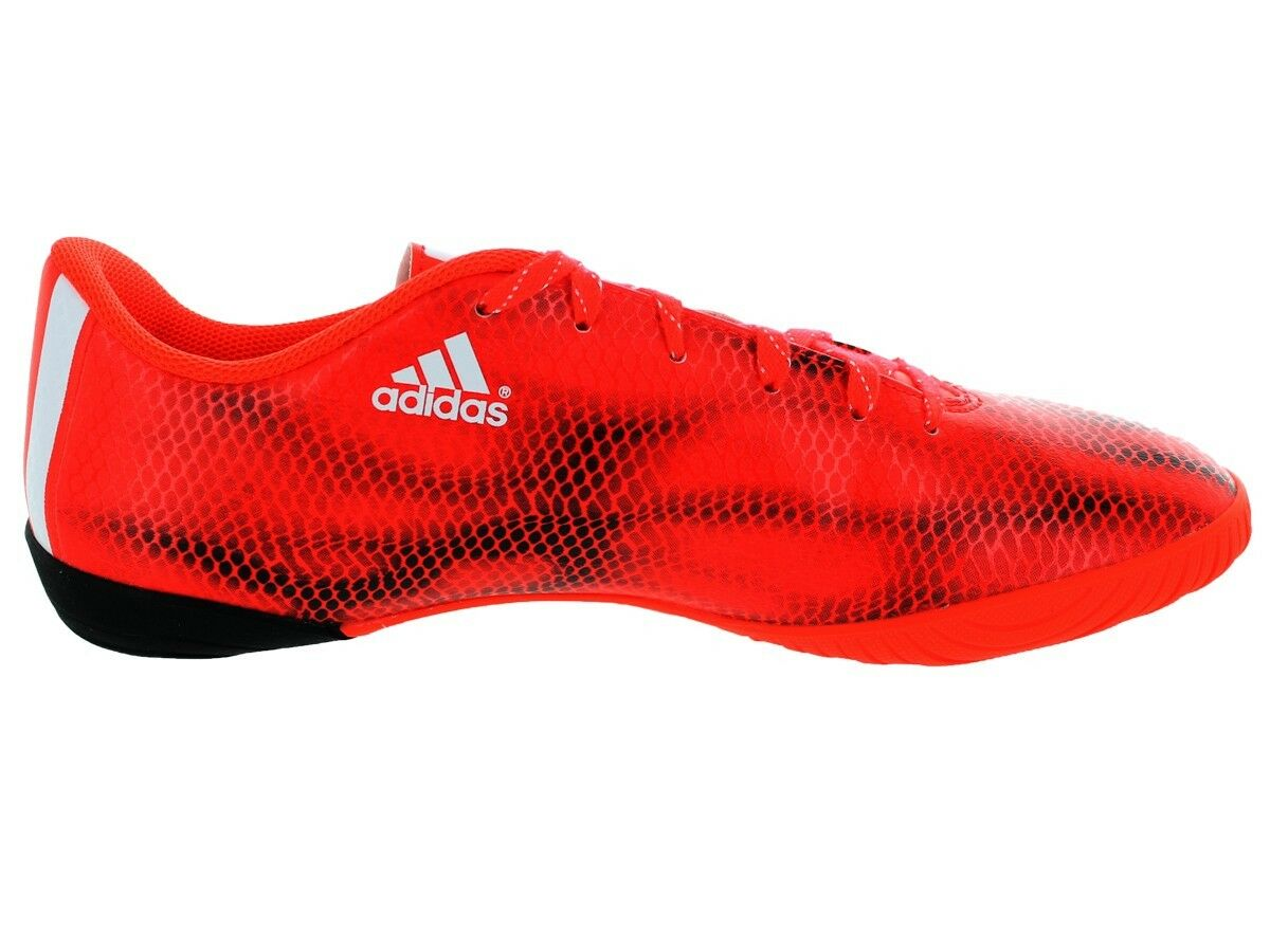 adidas F10 in Indoor Soccer Shoes Red