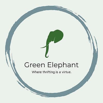 Green Elephant Fabulous Finds